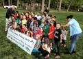 90 kids participated in this year's Fishing Derby