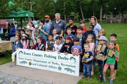 Fishing Derby 2018 Kids Group