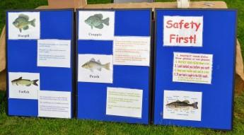 Fishing Derby 2018 Signage